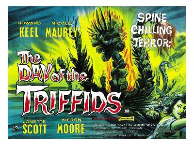 The Day of the Triffids, 1963--Photo