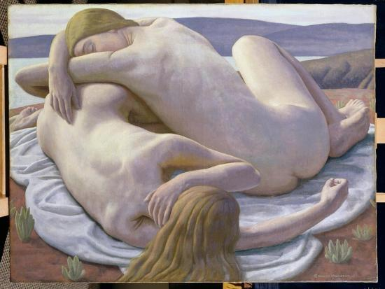The Day's End, 1927-Ernest Procter-Giclee Print
