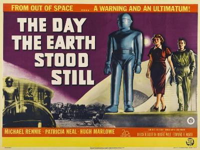 The Day the Earth Stood Still, 1951--Giclee Print