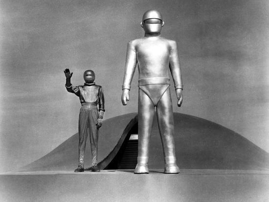 The Day The Earth Stood Still, Michael Rennie, 1951--Photo