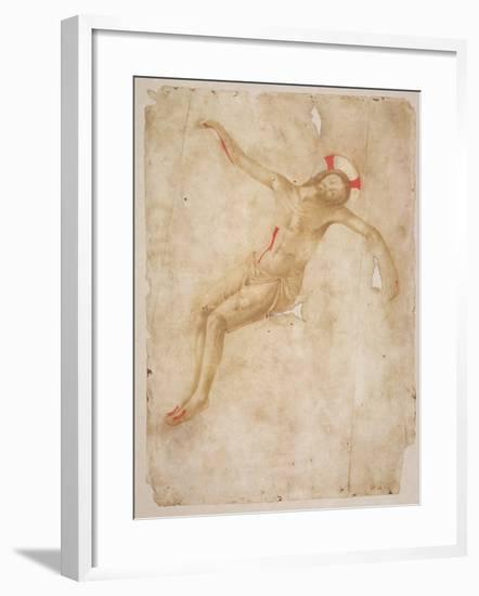 The Dead Christ, C.1432-Fra Angelico-Framed Giclee Print