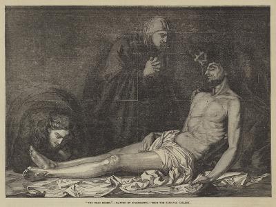 The Dead Christ-Jusepe de Ribera-Giclee Print