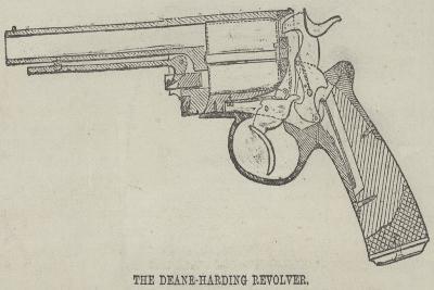 The Deane-Harding Revolver--Giclee Print
