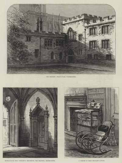 The Deanery in Westminster--Giclee Print