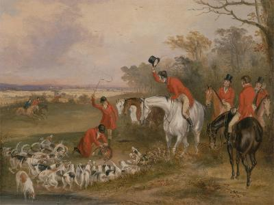 The Death, Bachelor's Hall-Francis Calcraft Turner-Giclee Print