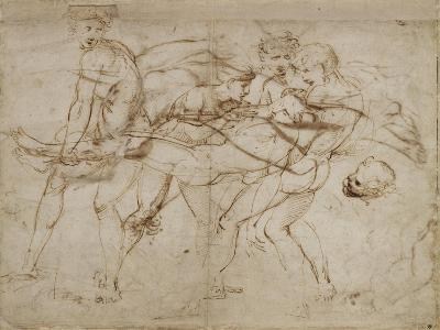 The Death of Adonis-Raphael-Giclee Print