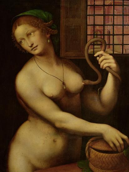 The Death of Cleopatra- Giampietrino-Giclee Print