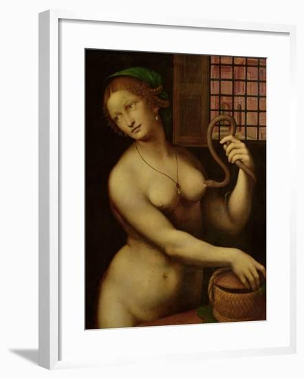 The Death of Cleopatra- Giampietrino-Framed Giclee Print