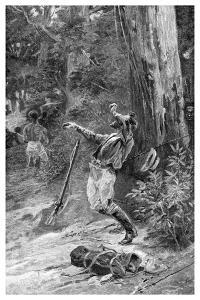 The Death of Kennedy, Queensland, Australia, 1848