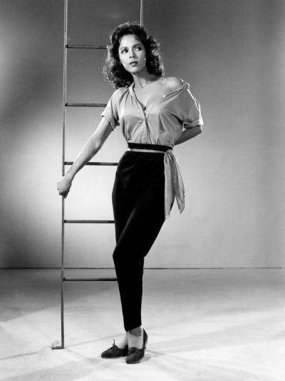 The Decks Ran Red, Dorothy Dandridge, 1958--Photo