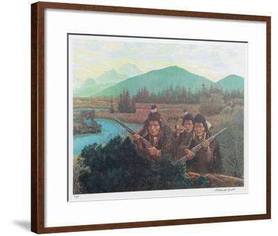 The Decoys-Rockwell Smith-Framed Collectable Print