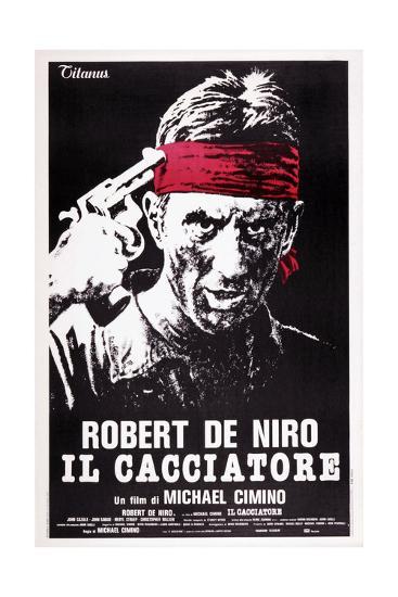 The Deer Hunter, (aka Il Cacciatore), Robert De Niro, 1978--Giclee Print
