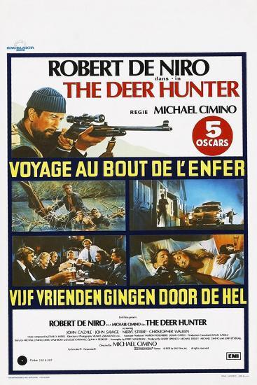 The Deer Hunter (aka Voyage au Bout de L'enfer)--Art Print