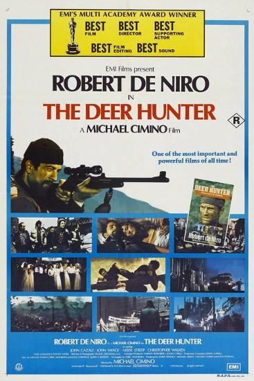 The Deer Hunter--Art Print