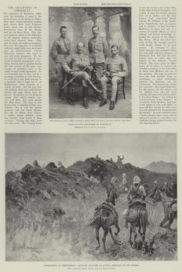 The Defenders of Kimberley-Henry Charles Seppings Wright-Giclee Print