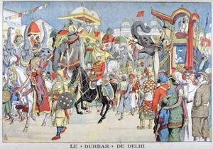 The Delhi Durbar, 1903