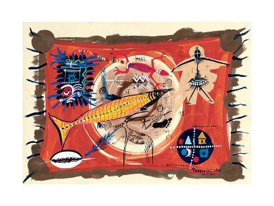 The Delta Habitat 1, 2003-Oglafa Ebitari Perrin-Giclee Print