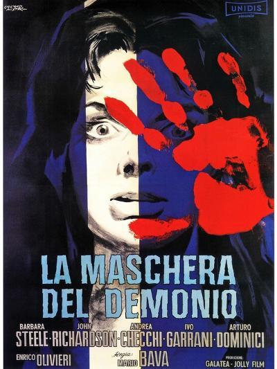 The Demon's Mask, 1960 (La Maschera Del Demonio)--Giclee Print