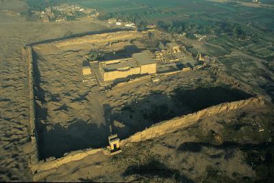 The Dendera Temple Complex-Marcello Bertinetti-Photographic Print