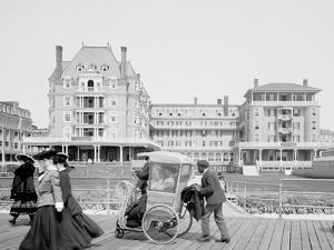 The Dennis Hotel, Atlantic City, N.J.