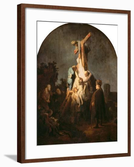 The Deposition from the Cross, 1633-Rembrandt van Rijn-Framed Giclee Print
