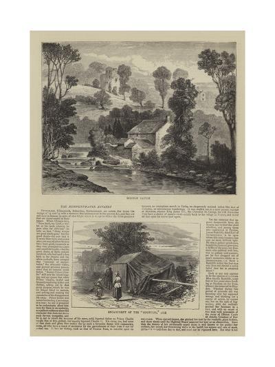 The Derwentwater Estates--Giclee Print