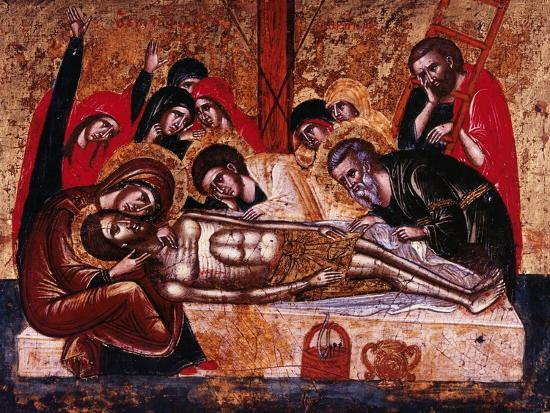 The Descent from the Cross--Giclee Print