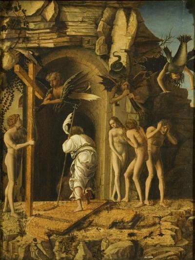 The Descent of Christ into Limbo, C.1475-80-Giovanni Bellini-Giclee Print