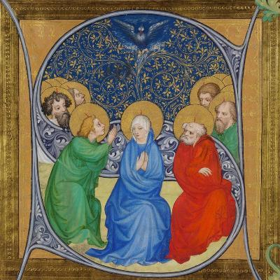 The Descent of the Holy Spirit (Pentecos), 1415--Giclee Print