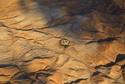 The Desert near the Dead Sea.-Stefano Amantini-Photographic Print