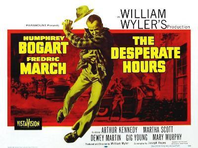 The Desperate Hours, 1955--Art Print