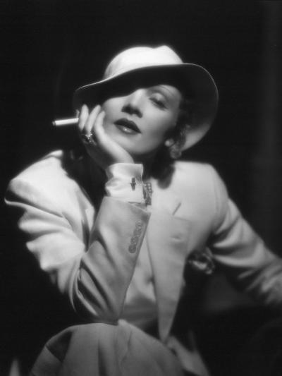 The Devil Is a Woman, Marlene Dietrich, Directed by Josef Von Sternberg, 1935--Photographic Print