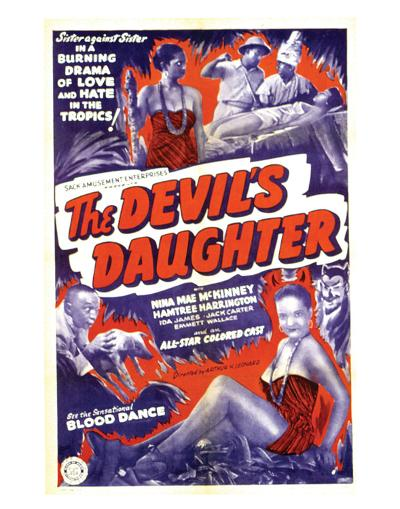 The Devil's Daughter - 1939--Giclee Print