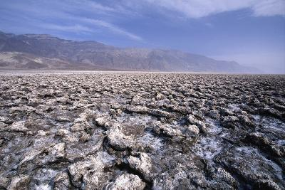 The Devils Golf Course, Death Valley, CA-George Oze-Photographic Print