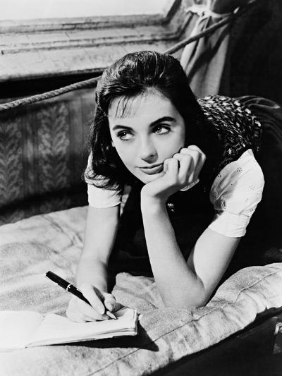 The Diary of Anne Frank, 1959--Photographic Print