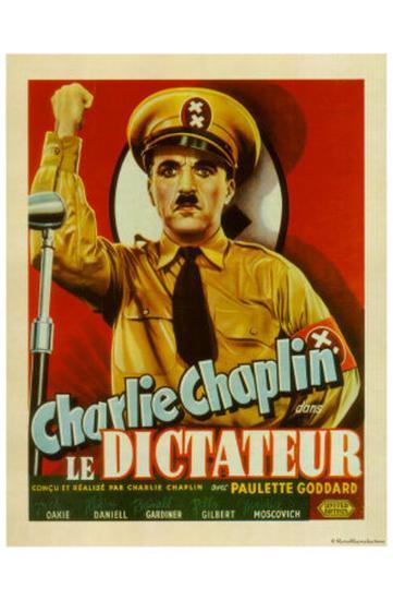 The Dictator--Art Print