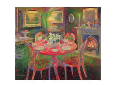 The Dining Room, C.2000-William Ireland-Giclee Print