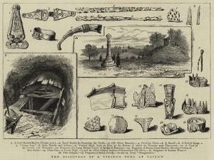 The Discovery of a Viking's Tomb at Taplow