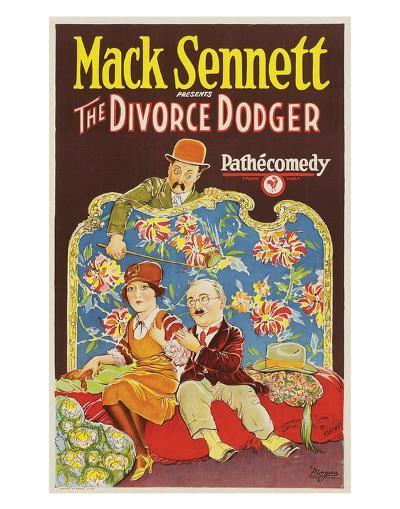 The Divorce Dodger - 1926--Giclee Print