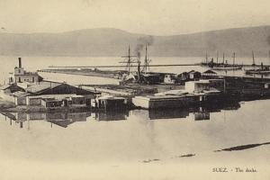 The Docks, Suez, Egypt