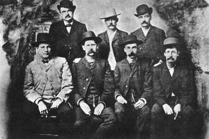 The Dodge City Peace Commission, 1883