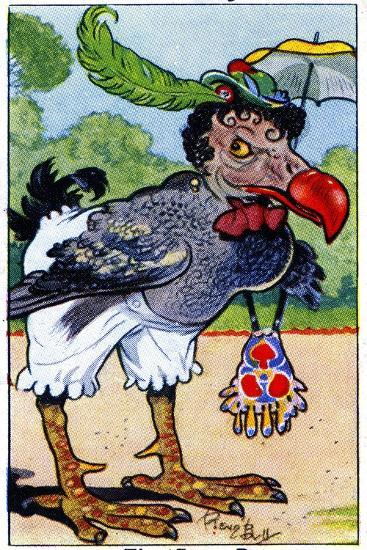 The Dodo, 1936-René Bull-Giclee Print