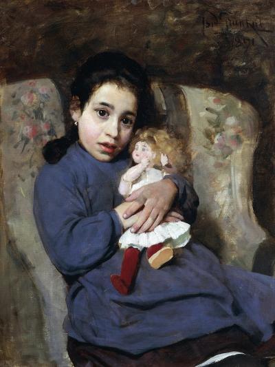 The Doll, 1891-Isidoro Grunhut-Giclee Print