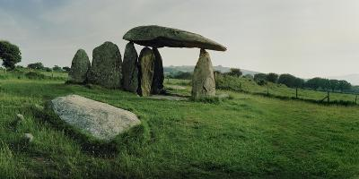 The Dolmen of Pentre Ifan, the Remains of a Neolithic Burial Chamber-Macduff Everton-Photographic Print
