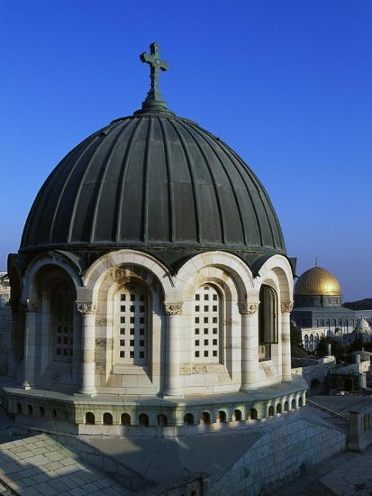 The Dome of the Sisters of Sion Convent--Giclee Print