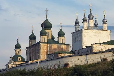 The Domes of Goritsky Monastery--Giclee Print