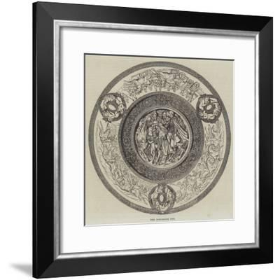 The Doncaster Cup--Framed Giclee Print