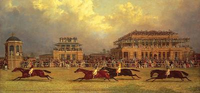 The Doncaster Gold Cup of 1838-J^F^ Herring Senior-Premium Giclee Print