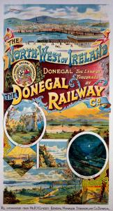 The Donegal Railway, North West of Ireland