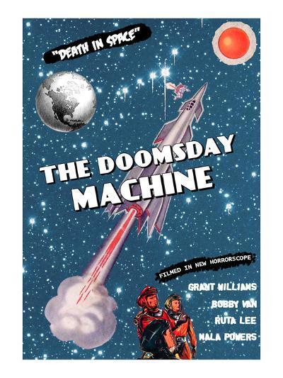 The Doomsday Machine, 1972--Photo